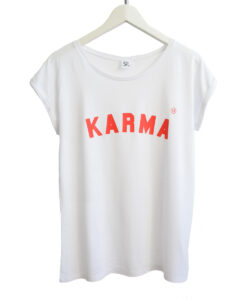 Karma  – rolled-off wit