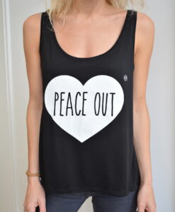 Peace Out – high/low