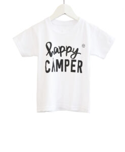 Happy camper – Kids Wit