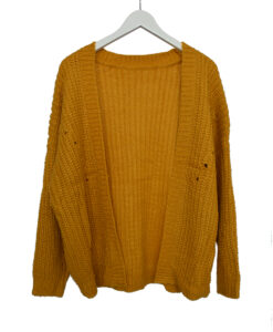Knit cardigan – Oker