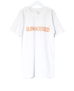 Sun kissed t-shirt eco-friendly