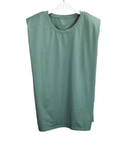 Padded shoulder mint