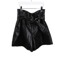 Leatherlook short